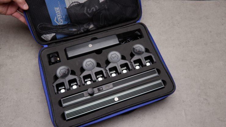 Spekular Kit in case