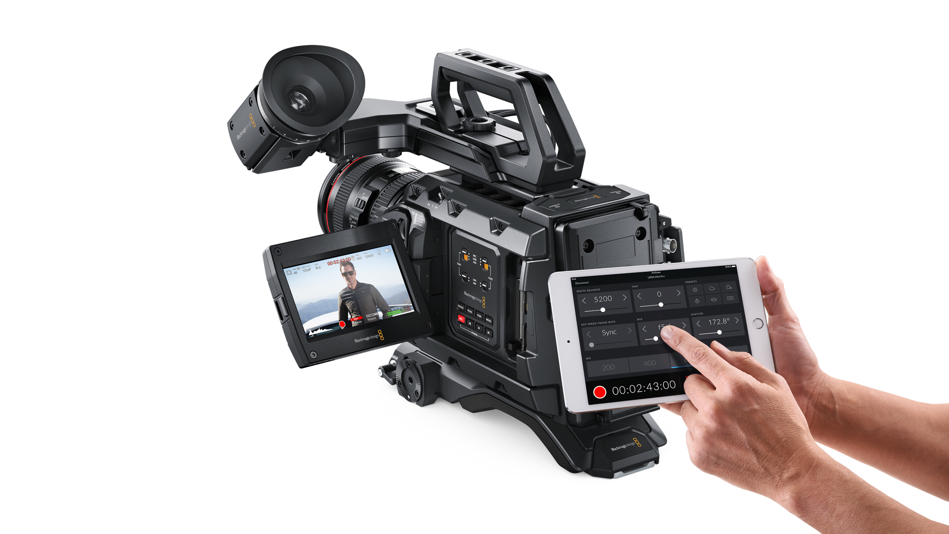 Blackmagic Design announces URSA Mini Pro 4 6K G2 - Newsshooter
