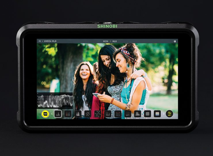Atomos Shinobi SDI Announced for $499
