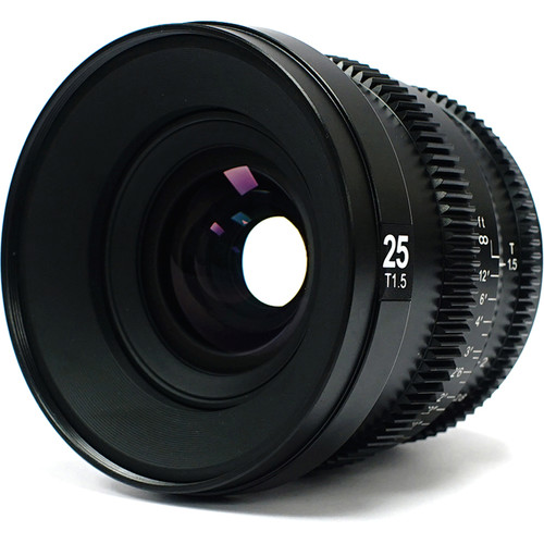 slr magic slr mp25x microprime cine 25mm t1