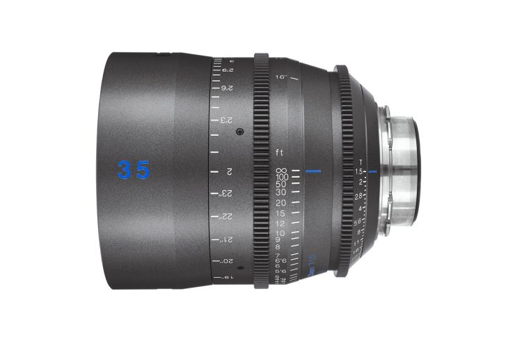 TOKINA CINEMA VISTA ONE T1.5 PRIMES and 50-135MM T2.9 MKII