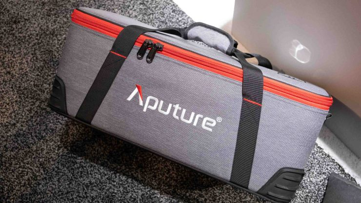 Aputure 300d II Case