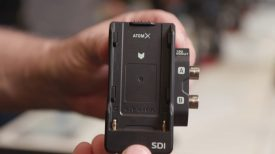 Atomos SDI Module for Ninja V MonitorRecorder at NAB 2019
