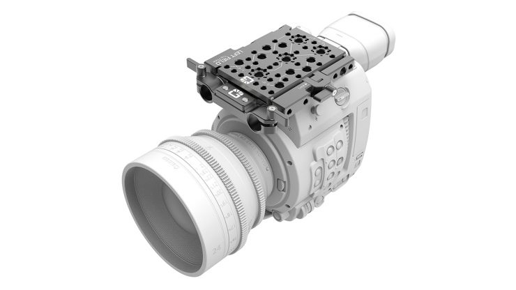 B4005 0002 Canon C200 Sliding Topplate 9
