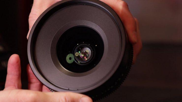 Canon Sumire lenses
