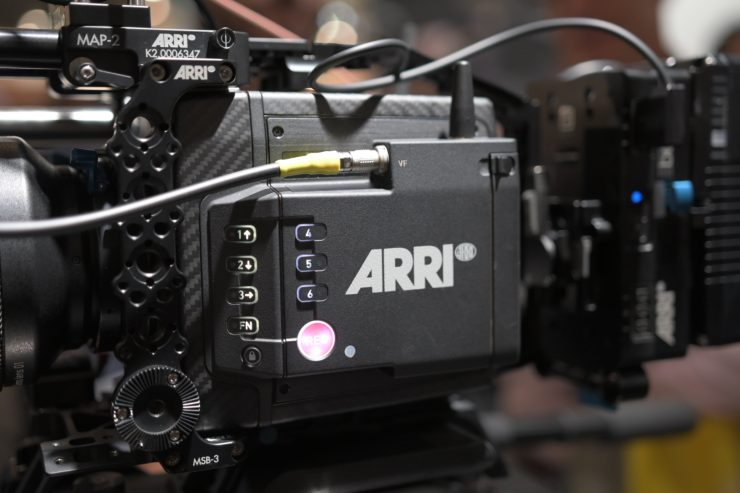 ARRI confirms plans to release a 4K S35 camera in 2020