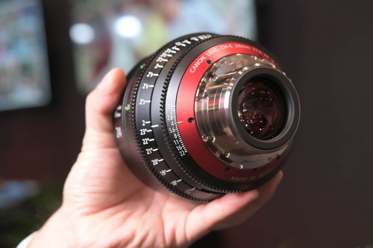 Canon Sumire Primes First Look