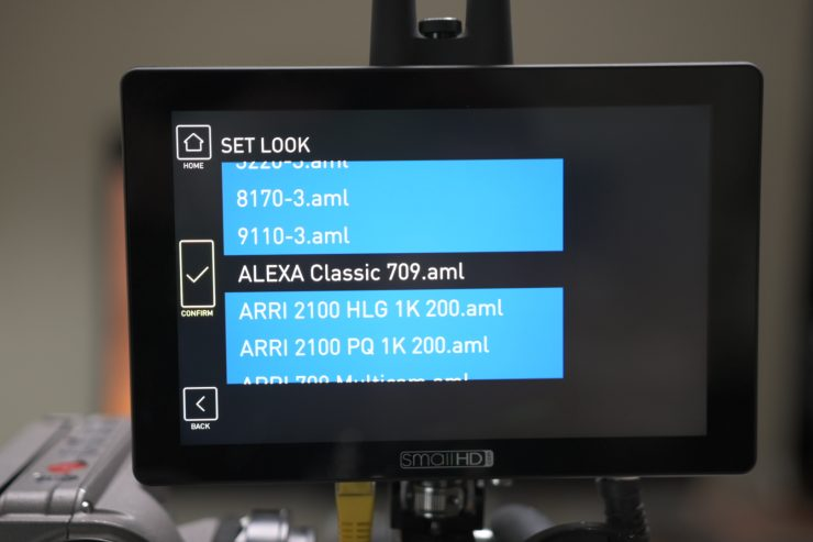 SmallHD Cine 7 500 TX Monitor Review - Newsshooter