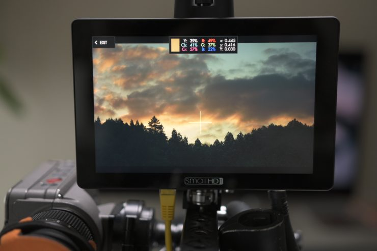SmallHD Cine 7 500 TX Review