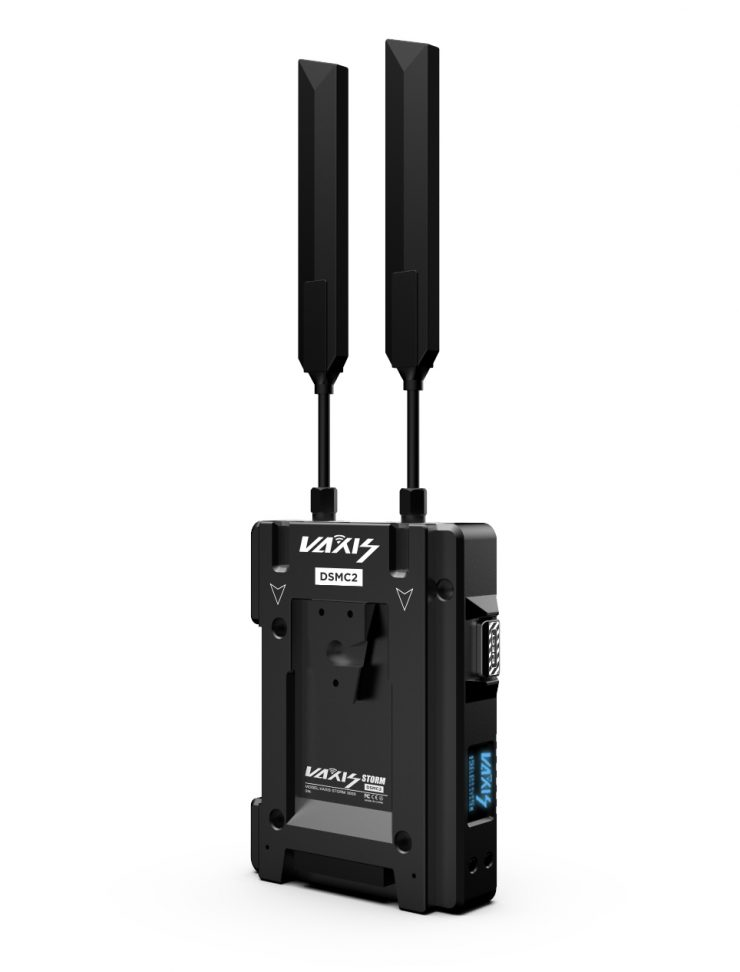 Vaxis releases new Wireless Video Units