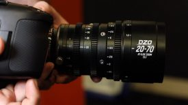 DZO 20 70mm M43 Cine Zoom