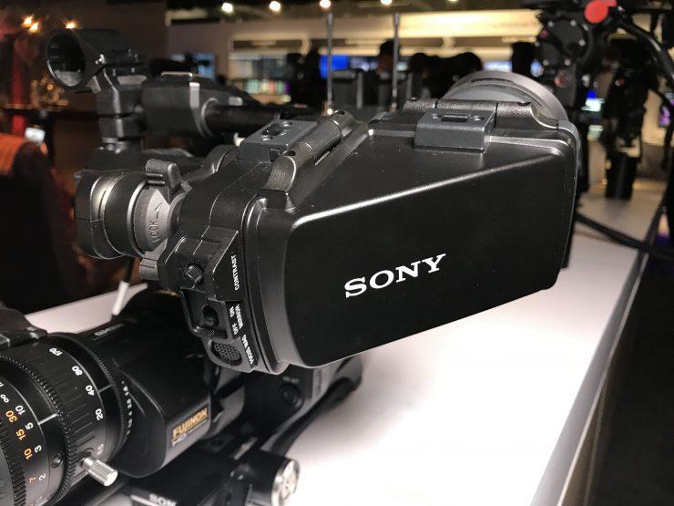 Sony CBK-FS7BK ENG-Style Build-up Kit for FS7/FS7II