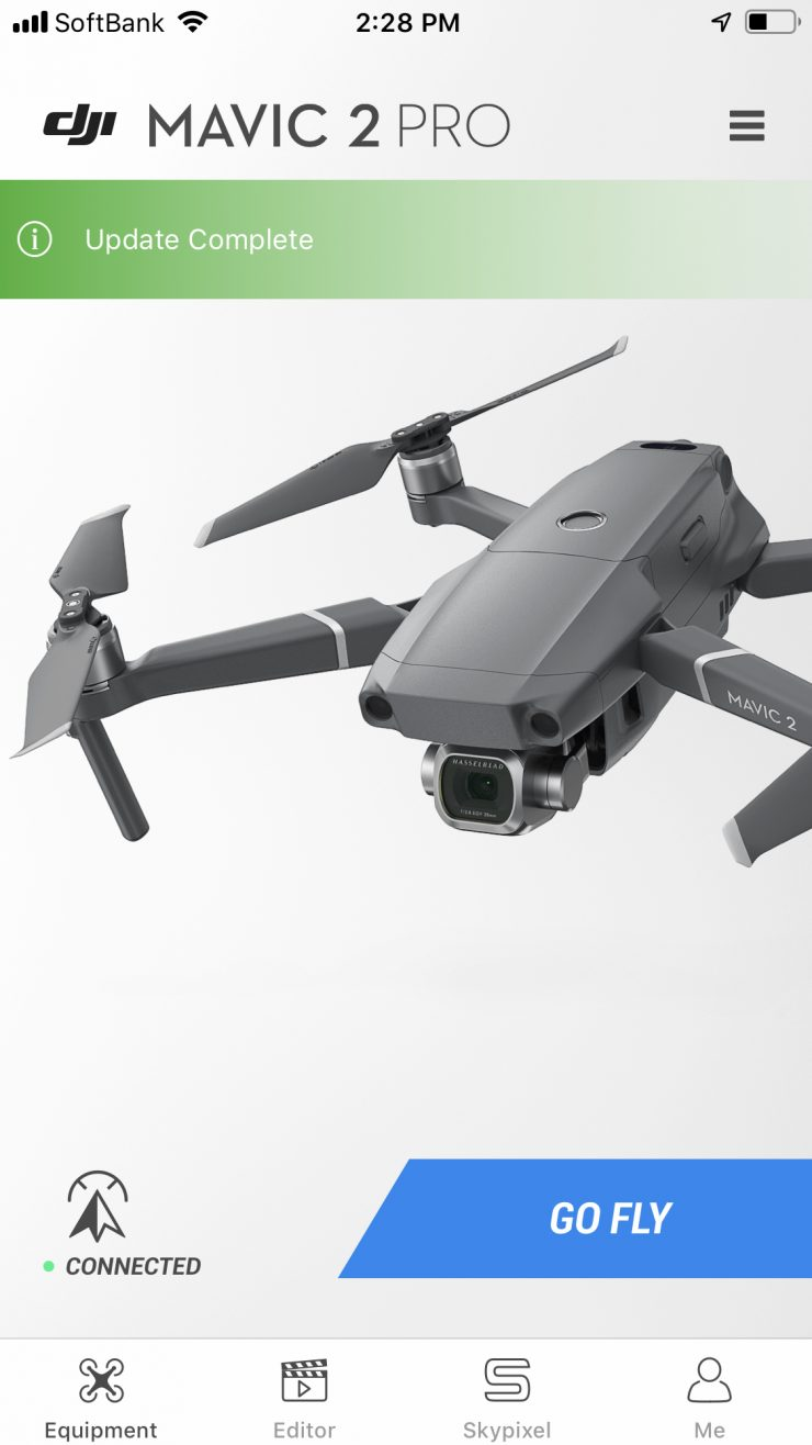 DJI Mavic 2 Pro and Mavic 2 Zoom get a Dual Remote