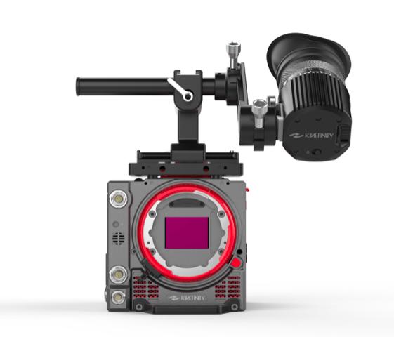 Kinefinity release the KineEVF - Micro OLED 1080p for Terra/Mavo