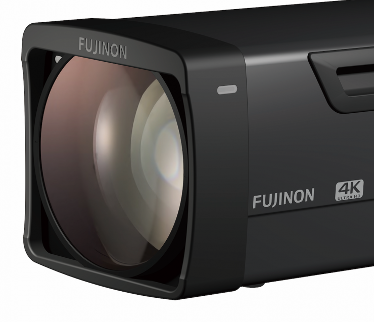 Fujifilm Announces a 4K UHD Zoom with a 8-1000mm Zoom Range
