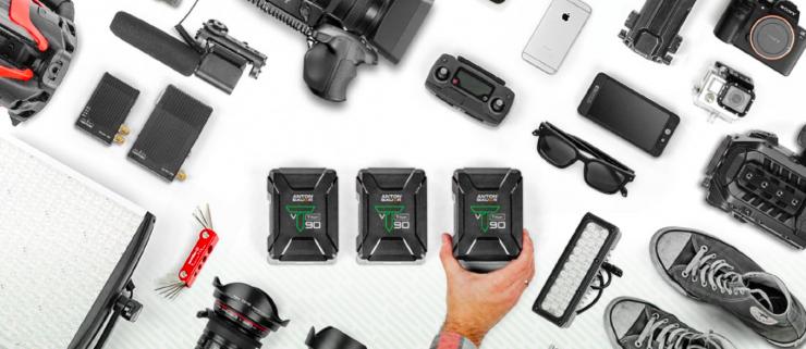 Anton/Bauer Titon Batteries