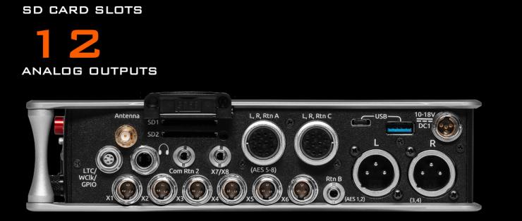 Sound Devices Scorpio Mixer/Recorder