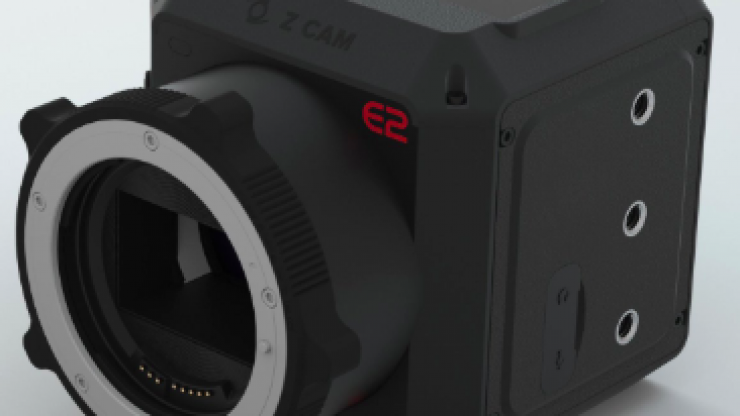 Z Cam E2 6K & 8K Cameras
