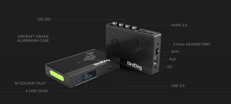 BirdDog Studio announces new 4K NDI® Tools