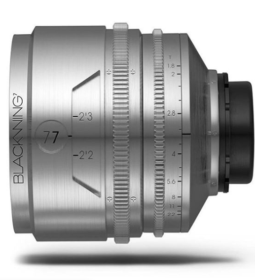 Bradford Young ASC Tribe7 BLACKWING7 Lenses