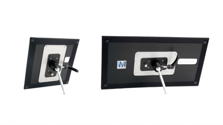 Mat Mounts - a clever solution for mounting flexible LED lights