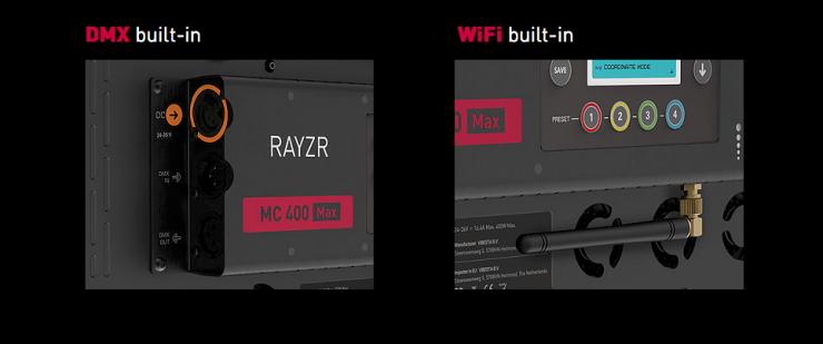 Rayzr MC 400 MAX