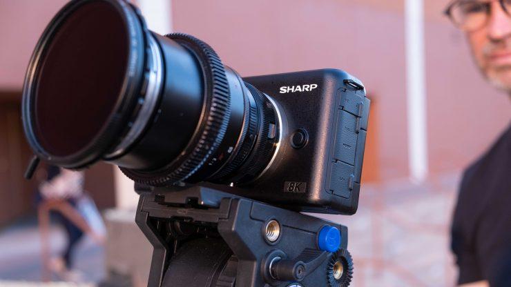 Sharp 8K 1