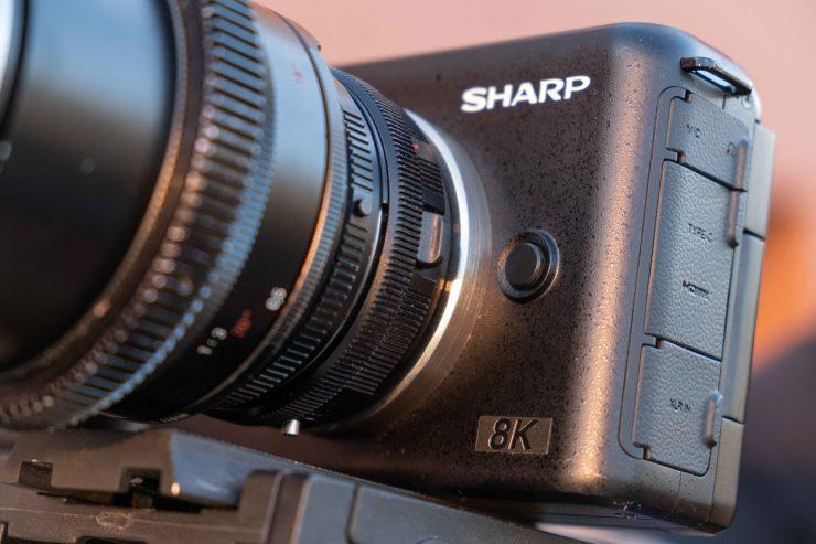 Sharp 8K 3