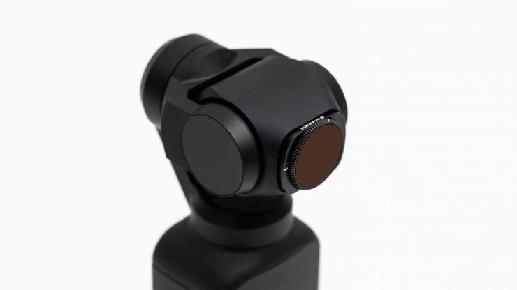 Tiffen ND filters for the DJI Osmo Pocket