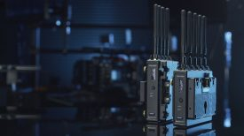 Teradek Bolt 4K CSLA Launch Shoot Video full