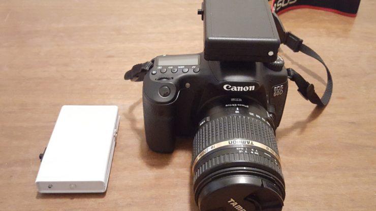 plastic with camera