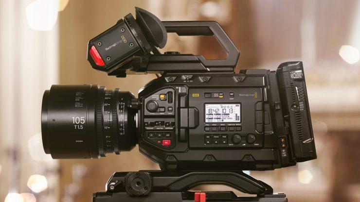 Blackmagic Camera Setup 6.3
