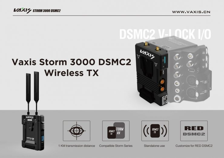vaxis storm 3000tx