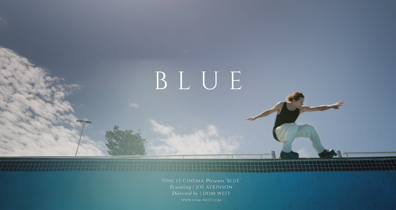 BLUE – a short film by Dom West