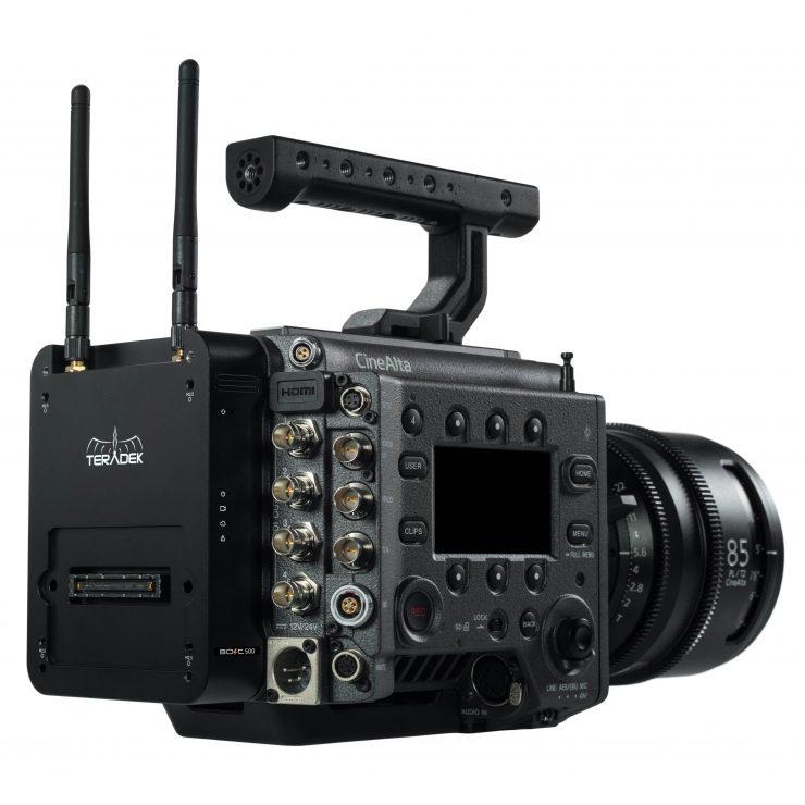 Teradek Bolt for Sony VENICE now shipping - Newsshooter