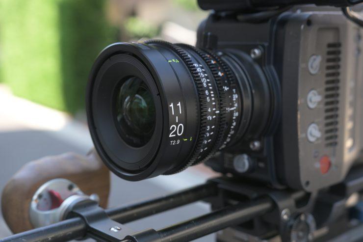 Tokina Cine 11-20mm T2.9 Review