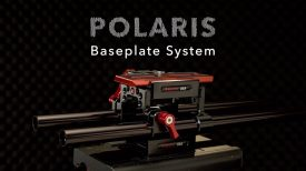 Polaris Camera Baseplate System Zacutos own Acra Swiss compatible quick release system