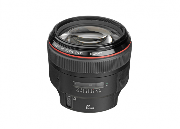 Canon RF 85mm F1.2L USM officially announced
