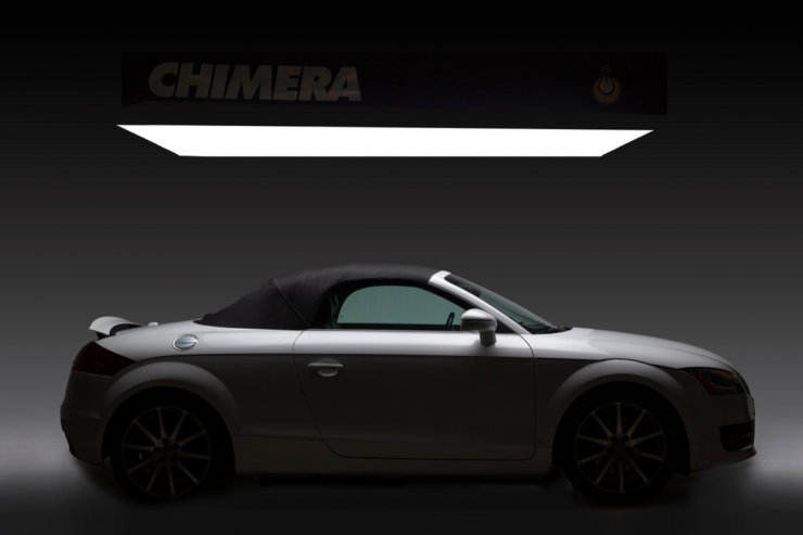 Chimera F3 powered by LiteGear
