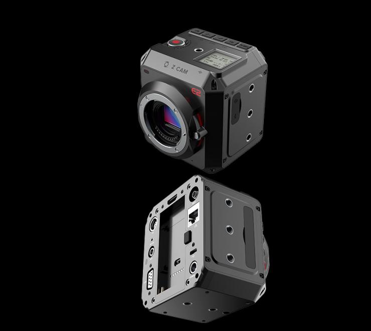 Z-Cam E2-F6 Full Frame 6K Footage