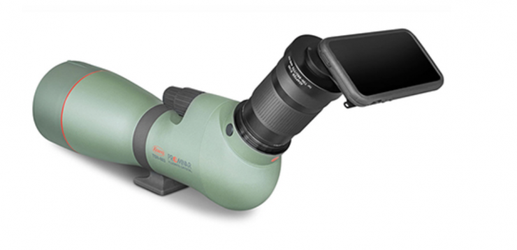 Kowa lets you transform your smartphone into a super telephoto lens