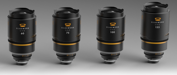 GLASWERK ONE Vista Vision 2x Front Anamorphic