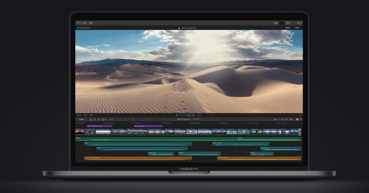 New Apple MacBook Pros with up to eight cores - Newsshooter