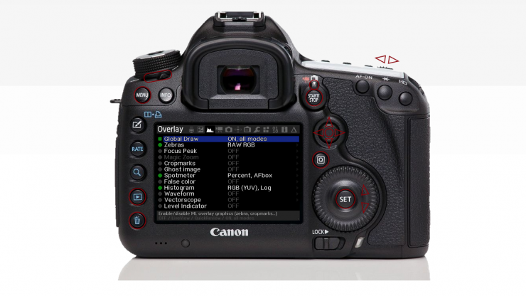 CANON EOS 60D MAGIC LANTERN DRIVERS PC