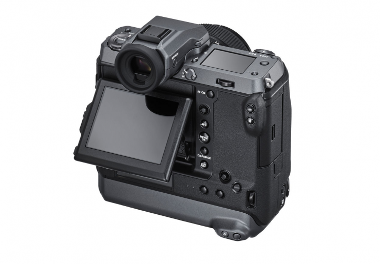 FUJIFILM's 100MP Large Format GFX100 Officially Launched