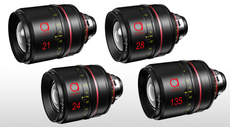 Angenieux Optimo Primes Announced