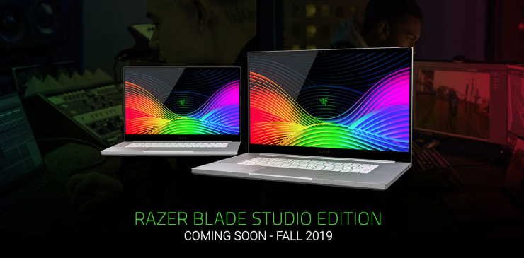 Razer Blade Studio Edition - With an OLED screen, configurable to RTX Quadro 5000