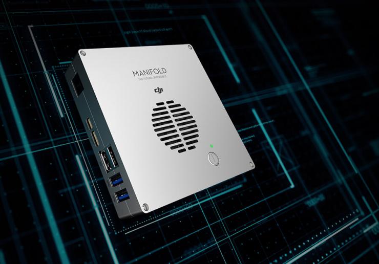 DJI Manifold 2 – ultra-compact onboard supercomputer - Newsshooter