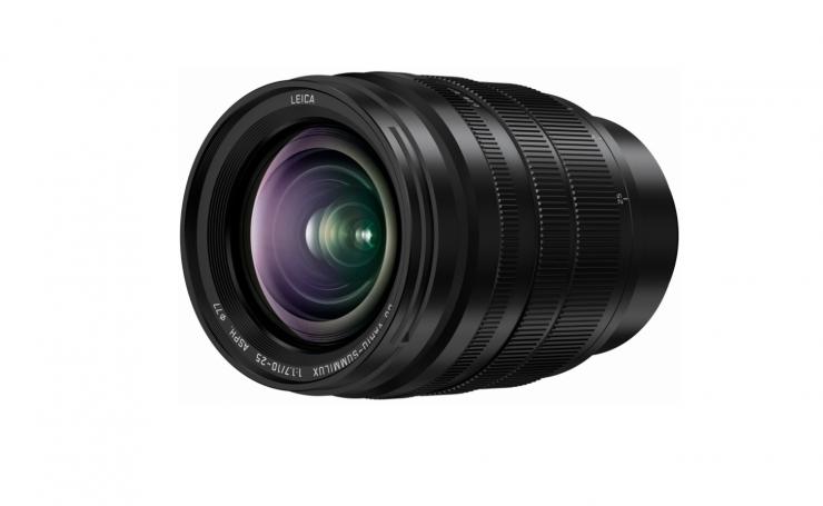 Panasonic Leica DG Vario-Summilux 10-25mm F1 7 ASPH
