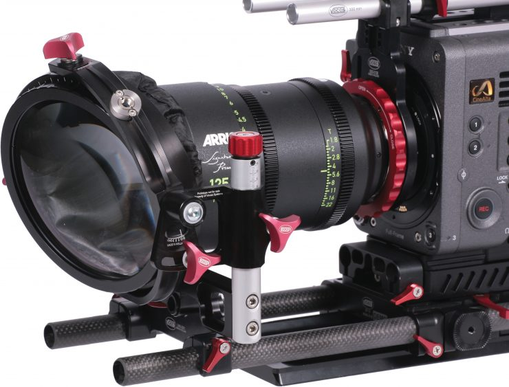 Vocas 5-axis diopter holder